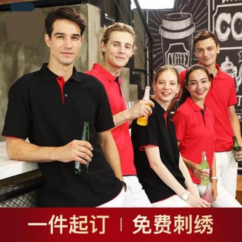 深圳哪里有定做工作服的厂家体恤衫