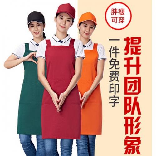 家乐福超市员工工作服图片