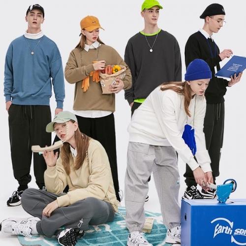 企业团体定制卫衣款式有哪些!
