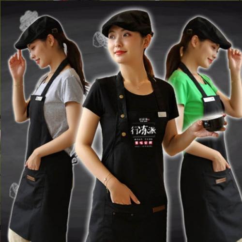 火锅店工作服款式图片