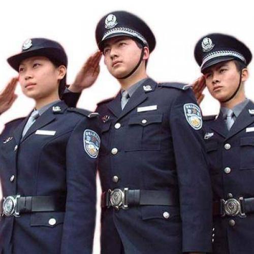 中国人民警察警服的变迁史